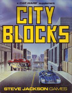 Car Wars Supplement, City Blocks