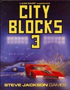 Car Wars Supplement, City Blocks 3