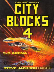 Car Wars Supplement, City Blocks 4: 3-D Arena