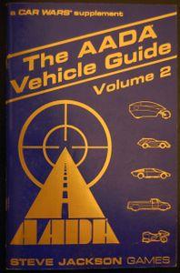 Car Wars Supplement, The AADA Vehicle Guide: Volume 2