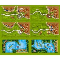 Carcassonne: Amazonas Mini Expansion