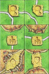 Carcassonne: Corn Circles II