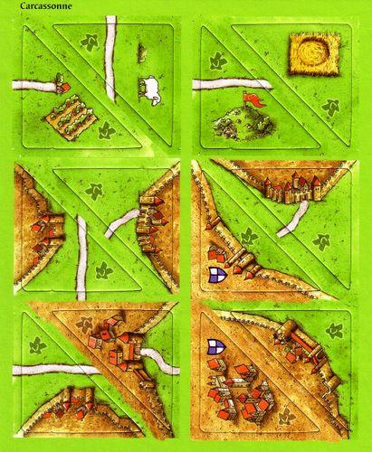 Carcassonne: Halb so wild II
