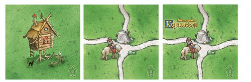 Carcassonne: Hero at the Crossroads & Baba Yaga
