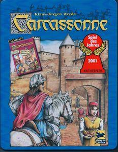 Carcassonne inklusive Händler & Baumeister