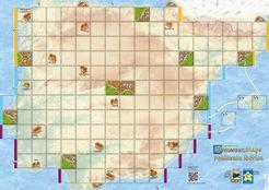 Carcassonne Maps: Península Ibérica