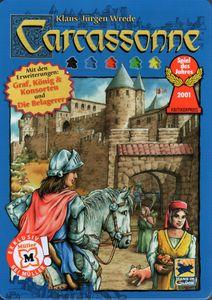 Carcassonne Müller Exklusiv-Edition