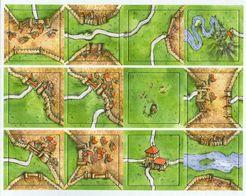Carcassonne: Promo Tiles