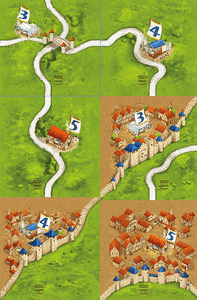 Carcassonne: The Barber-Surgeons