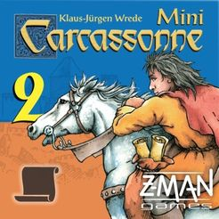 Carcassonne: The Messengers