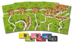 Carcassonne: The Tollkeepers