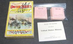 Card Game of United States History