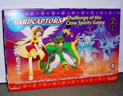 Cardcaptors: Challenge of the Clow Spirits Game