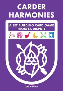 Carder Harmonies: A Set Building Card Game From La Dispute