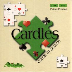 Cardles: Cards in Puzzle