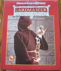 Cardmaster: Adventure Design Deck