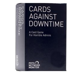 Cards Against Downtime