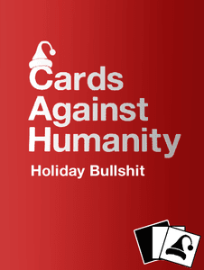Cards Against Humanity: 12 Days of Holiday Bullshit
