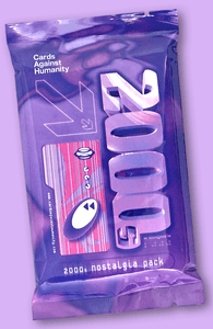 Cards Against Humanity: 2000s Nostalgia Pack