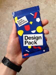 Cards Against Humanity: Design Pack