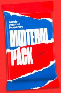 Cards Against Humanity: Midterm Pack 2018