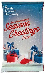 Cards Against Humanity: Non-denominational Seasons Greetings Pack