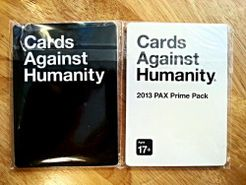 Cards Against Humanity: PAX Prime 2013 Promo Pack