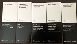 Cards Against Humanity: PAX Prime 2014 Panel Pack