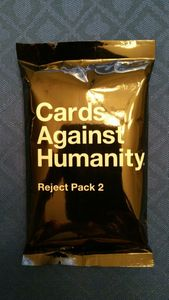 Cards Against Humanity: Reject Pack 2
