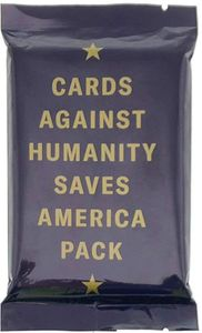 Cards Against Humanity: Saves America