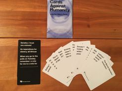 Cards Against Humanity: Vote for Hillary Pack