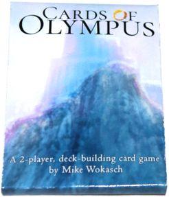 Cards of Olympus