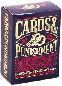 Cards & Punishment: Vol. 2 (unofficial expansion for Cards Against Humanity)
