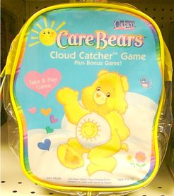 Care Bears Cloud Catcher Take and Play Game