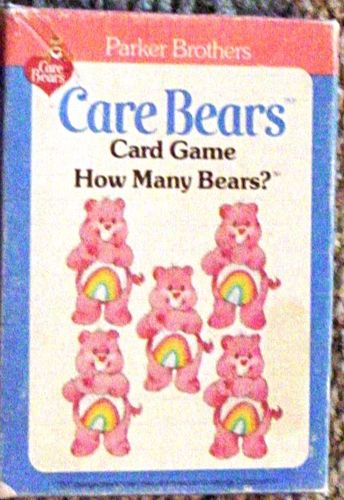 Care Bears: How Many Bears?