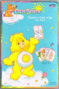 Care Bears Quest for Care-a-lot Card Game