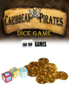 Caribbean Pirates Dice Game