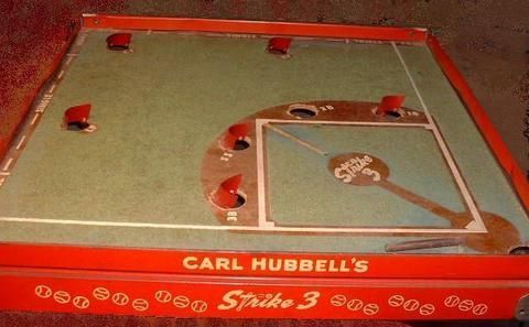 Carl Hubbell's