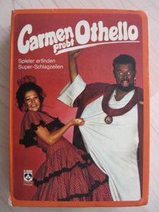 Carmen probt Othello