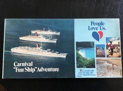 "Carnival ""Fun Ship"" Adventure"