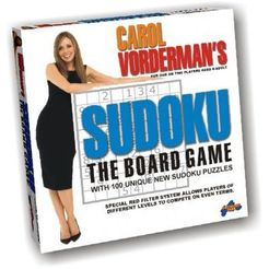 Carol Vorderman's Sudoku: The Board Game
