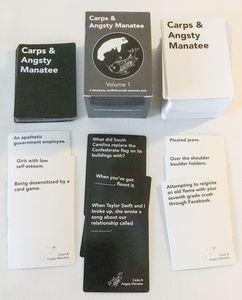 Carps & Angsty Manatee: Volume 1
