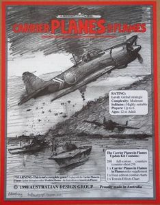 Carrier Planes in Flames