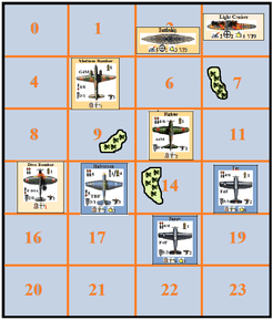 CARRIER STRIKE FORCE: A Solitaire Game of Carrier Operations in the Pacific (1942-1945).