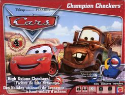 Cars Champion Checkers