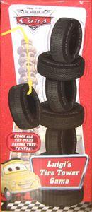 Cars: Luigi's Tire Tower Game