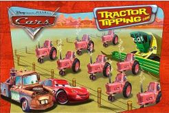 Cars: Tractor Tipping Game