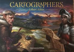 Cartographers Heroes: Collector's Edition