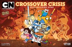 Cartoon Network Crossover Crisis Deck-Building Game