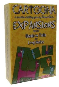 Cartoona: Expansions – includes Heads on Tails and Long Necks